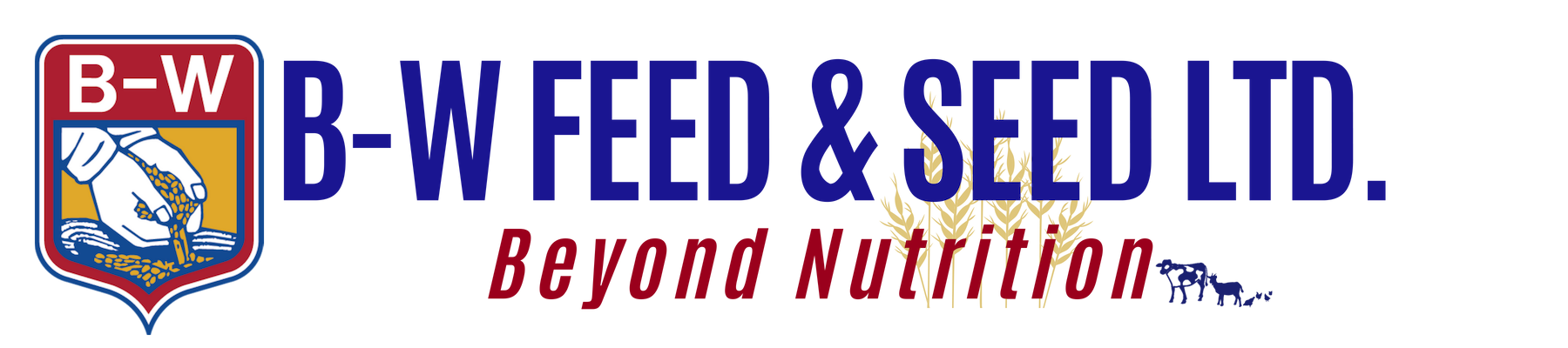 B-W Feed & Seed Ltd. Logo